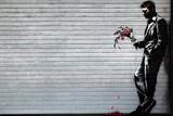 Hustler Club Reproduction procédé giclée par  Banksy