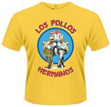 Breaking Bad- Los Pollos Hermanos Skjorter