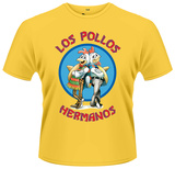 Breaking Bad- Los Pollos Hermanos Magliette