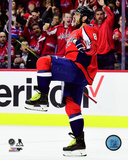 NHL: Alex Ovechkin 2016-17 Action Photo
