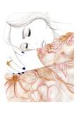 Rose Gold Dreams Art par Jessica Durrant