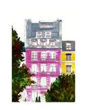 Paris Posters av Jessica Durrant