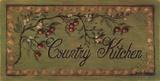 Country Kitchen Poster von Grace Pullen