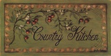 Country Kitchen Prints by Grace Pullen