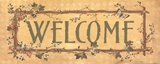 Welcome Pôsters por Stephanie Marrott