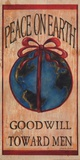 Peace on Earth Posters by Grace Pullen