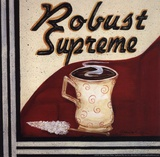 Robust Supreme Print by Grace Pullen