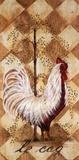 Coq Poster von Grace Pullen
