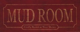 Mud Room Poster af Stephanie Marrott