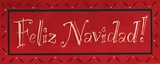 Feliz Navidad Láminas por Stephanie Marrott