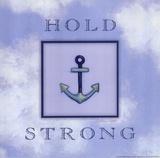 Hold Strong Láminas por Stephanie Marrott