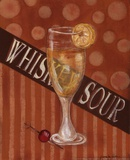 Whisky Sour Poster by Grace Pullen