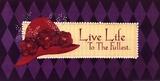 Live Life Pósters por Stephanie Marrott