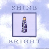 Shine Bright Pósters por Stephanie Marrott