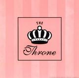 Throne Pósters por Stephanie Marrott