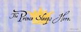 Prince Sleeps Here Arte por Stephanie Marrott