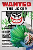 Lego Batman- Wanted! The Joker Prints