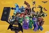Lego Batman- Best Selfie Ever! Kunstdrucke