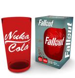 Fallout - Nuka Cola 500 ml Glass Rariteter