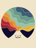Keep Think Creative Giclée-Druck von Andy Westface