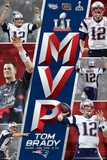 Super Bowl LI - MVP Pôsters