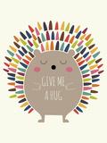 Give Me a Hug Giclée-Druck von Andy Westface