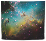 M16 the Eagle Nebula Tapestry by Stocktrek Images