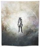 Voyager II Tapestry by Alex Cherry