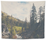 Adventure Tapestry by Laura Evans