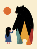 Go Home Giclee Print by Andy Westface