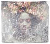 Flower Crown Tapestry by  PhotoINC