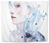 Poison Tapestry by Agnes Cecile