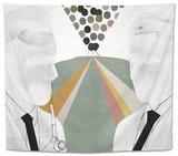 The Literates Tapestry by Nicolai Kubel Olesen