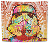Stormtrooper Tapestry by Dean Russo