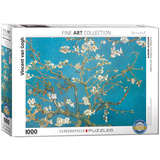 Almond Blossom by Vincent van Gogh 1000 Piece Puzzle Jigsaw Puzzle