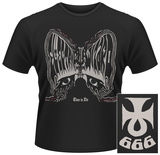 Electric Wizard- Time To Die Album Art (Front/Back) T-paidat
