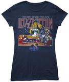 Women's: Led Zeppelin- The Song Remains the Same T-skjorter