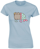 Women's: Pusheen- Mercat T-Shirts