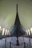 Norway, Oslo. the Gokstad Viking Ship Fotografisk tryk af Cindy Miller Hopkins