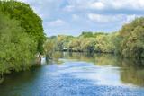 Emajogi River, Tartu, Estonia, Baltic States Photographic Print by Nico Tondini