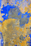 Detail of a Retaining Wall on Rua Direita in Obidos 写真プリント : Mallorie Ostrowitz