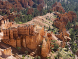 Utah, Bryce Canyon National Park, Bryce Canyon and Hoodoos Reproduction photographique par Jamie And Judy Wild