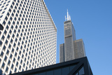 Willis Tower, Chicago, Formerly Sears Tower Photographic Print by Alan Klehr