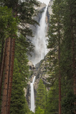 Yosemite Falls, California, Usa Reproduction photographique par Russ Bishop