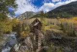 Crystal Mill Near Marble, Colorado, Usa Photographic Print by Chuck Haney