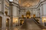 City Hall in San Francisco, California, Usa Photographic Print by Chuck Haney