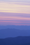 Sunset at Clingmans Dome Great Smoky Mtn National Park, North Carolina Reproduction photographique par Richard and Susan Day