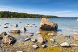 Baltic Sea, Vana Juri Ots, Estonia, Baltic States Photographic Print by Nico Tondini