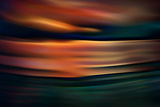 October Sunset Photographic Print by Ursula Abresch