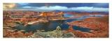 Alstrom Point at Lake Powell, Utah, USA Poster von Frank Krahmer